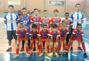 Futsal: categorias de Içara fazem boa campanha
