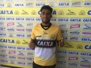 Meia Luiz Fernando está reintegrado ao grupo do Criciúma EC