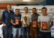 Mampituba é vice-campeã no ranking FCT 2017