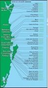 Liberação das áreas de cultivo de moluscos em Santa Catarina