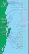 Santa Catarina libera novas áreas para a comercialização de moluscos