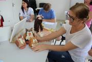 Em Maracajá 18 pessoas se cadastram como artesãos