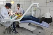 Mais 17 pessoas em processo para receber próteses dentárias em Maracajá