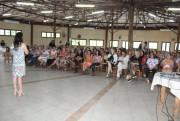 Equilíbrio nos relacionamentos é tema de debate entre mulheres em Maracajá