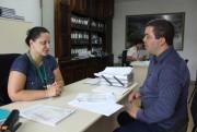 OS para reforma da sede do SCFV em Maracajá foi entregue