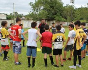 Escolinha de Futebol de Maracajá deve chegar a 100 inscritos