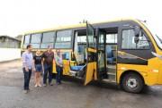 Frota do transporte escolar de Maracajá recebe reforço