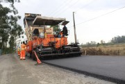 Maracajá: asfaltamento do Acesso Norte fica pronto em julho