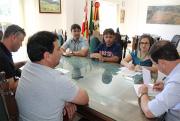 Maracajá inicia obras de pavimentação de quase meio milhão de reais