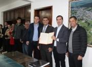 Geraldo Leandro assume como prefeito em exercício de Maracajá