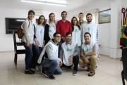 Integrantes do Viver SUS/Unesc são recebidos em Maracajá