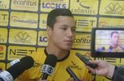 Marlon do Criciúma é emprestado ao Fluminense