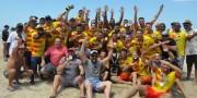 Construtora Massiroli conquista título do Praião 2019/2020 nos pênaltis