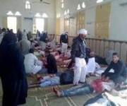 Novo balanço de ataque contra mesquita no Egito calcula 155 mortos