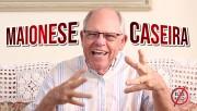 """Maionese caseira e """"Traga a vasilha"""" são os temas do Vlog do Fernando sobre Criciúma"""