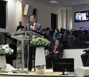 Templo Sede AD Içara celebrou culto missionário