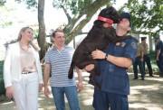 Governador recepciona bombeiros que retornaram de Brumadinho