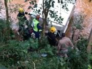 Acidente com caminhão de lixo mata um em Urussanga