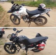Colisão entre duas motos, fere três pessoas no Liri