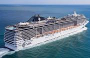 Navio de cruzeiro chega a Florianópolis neste sábado