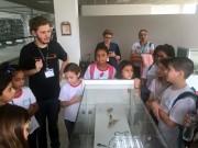 Museu da Infância da Unesc encanta alunos de Criciúma