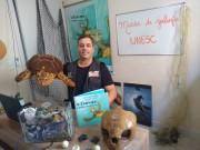 Museu de Zoologia da Unesc lança audiolivros educativos para visitas na web