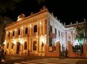 Museu Histórico de SC é reaberto ao público com nova iluminação
