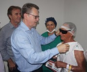 Inicia no Hospital Regional de Araranguá mutirão de catarata