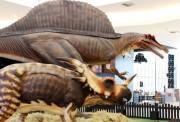Nações Shopping viaja no tempo com exposição Mundo Jurássico