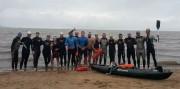 Projeto Nadando Pelos Cartões Postais pausa treinos durante a quarentena