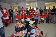 Solidariedade invade o Natal do Bairro da Juventude
