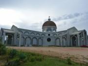 Muito trabalho e inauguração em dois meses no Santuário