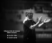 Morre o técnico Beto Campos, campeão gaúcho com o Novo Hamburgo