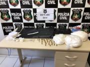 Operação Anjos da Lei prende 108 traficantes