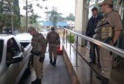 SC dá início à Operação Esforço Integrado na Fronteira