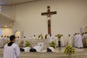 Seminaristas são ordenados diáconos no Santuário em Içara
