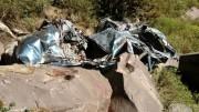 Homem mata filhos em acidente em Urubici