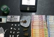 Dupla é presa pela PM por tráfico de drogas