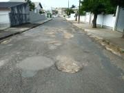 Ruas estão sem manutenção há mais de um ano em Içara