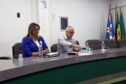 Dalvânia e Gilmar assumem pautas de entidades içarenses