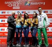 Içarenses conquistam bronze em Mundial de Karatê