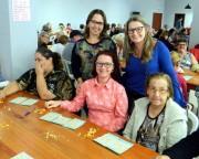 Coordenadora da FAI compareceu ao Bingo da Rede Feminina