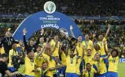 Brasil conquista nono título da Copa América