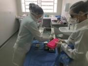 Tratamento odontológico para pacientes de hospital