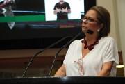 Deputada Ada usa tribuna para repudiar mais um feminicídio em SC