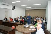 Câmara Municipal de Içara pretende buscar apoio de municípios