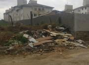 Lixos tomam conta  das ruas no Município de Içara