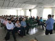 Técnicos participam de workshop em Içara