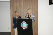 Jaqueline alerta sobre o abuso de jovens em Içara
