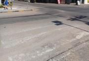 Faixas de Pedestres necessitam de pinturas em Içara